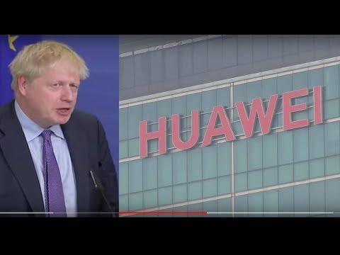 هل يتحدى جونسون ترامب بشأن شركة هواوي الصينية للاتصالات؟  - نشر قبل 9 دقيقة