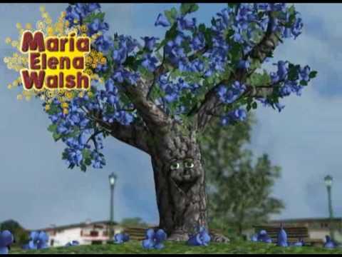 María Elena Walsh - Canción Del Jacarandá