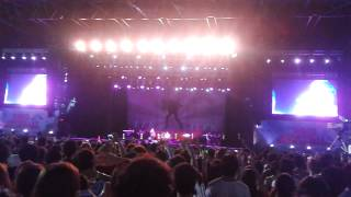 [CJ E&M 2012 JVRF] 이적, 관객과 함께 부릅니다! 멋져요!!