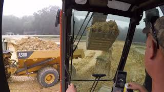 New Truck Driver And Moving Dirt!