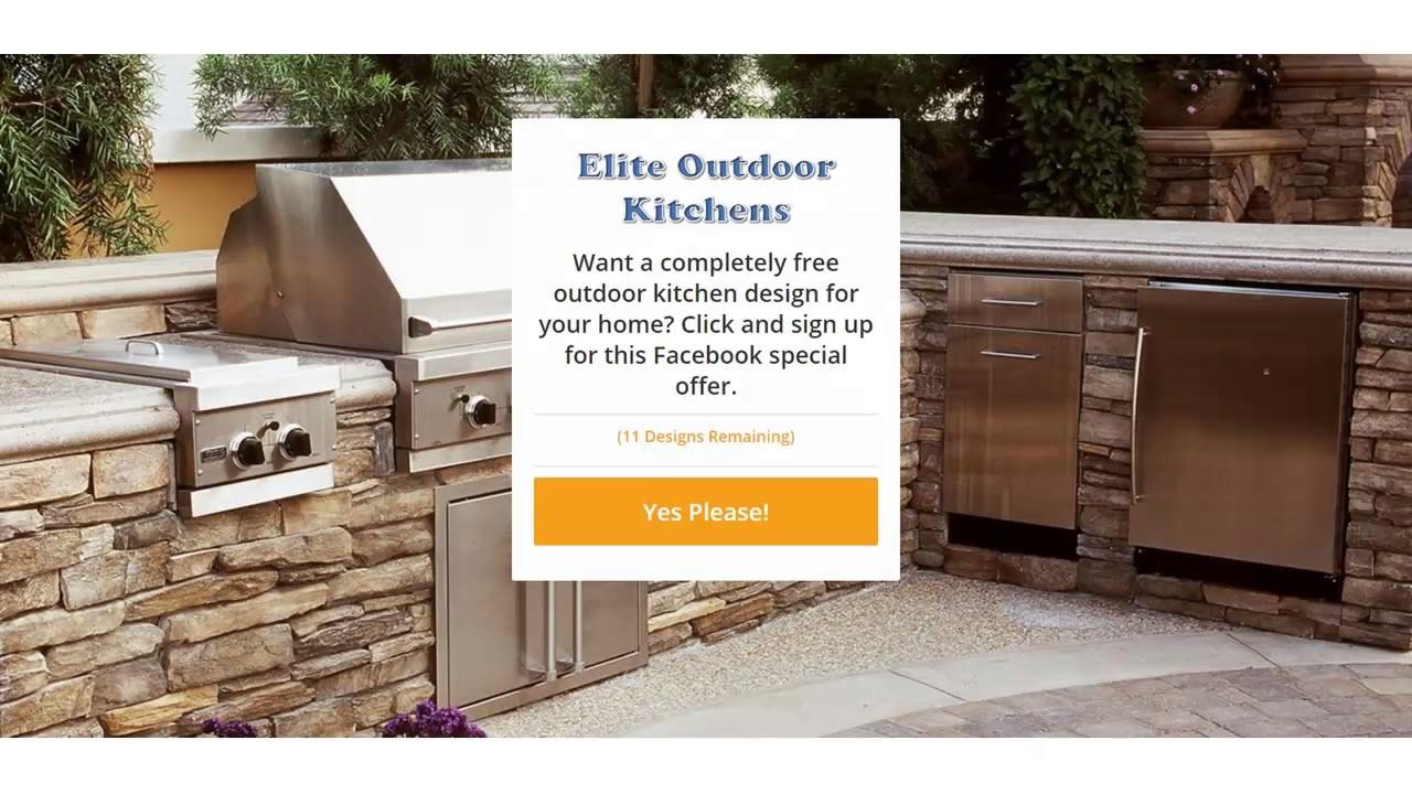 Facebook Advertising Case Study Elite Outdoor Kitchens You