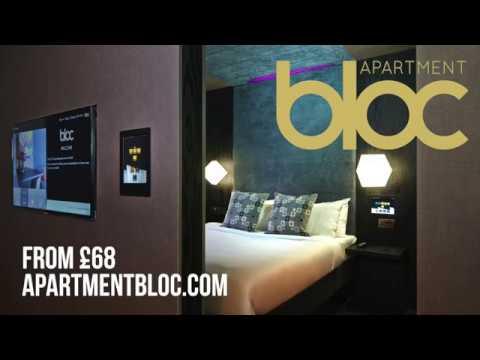 Apartment Rooms - BLOC Hotel Birmingham
