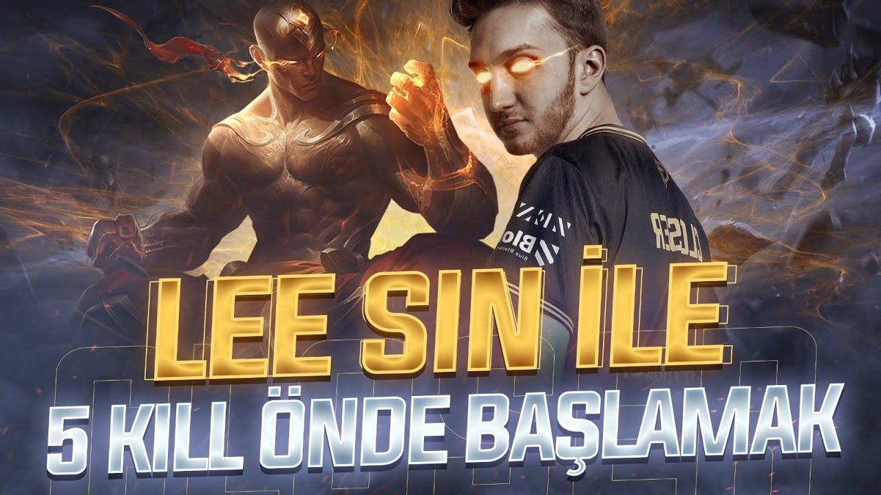 OYUNA 5 KİLL ÖNDE BAŞLAMAK - CLOSER LEE SIN