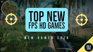 TOP 5 NEW HD FPS GAMES⚔️🔥 [OFFLINE & ONLINE]