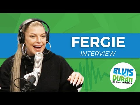 Fergie Chats About 'Double Dutchess,' First Solo Album in 11-years | Elvis Duran Show