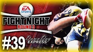 Fight Night Round 3 Career Mode Playthrough/Walkthrough #39 - Fatigue Has Set in [Pound for Pound]