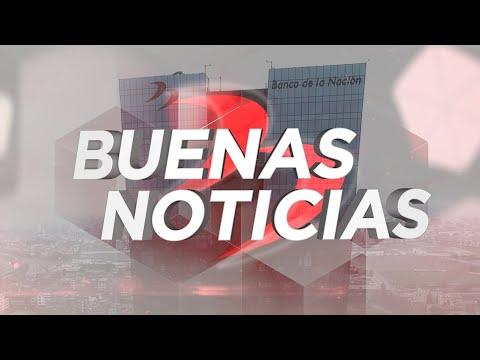 Buenas Noticias   Micronoticiero n.° 11