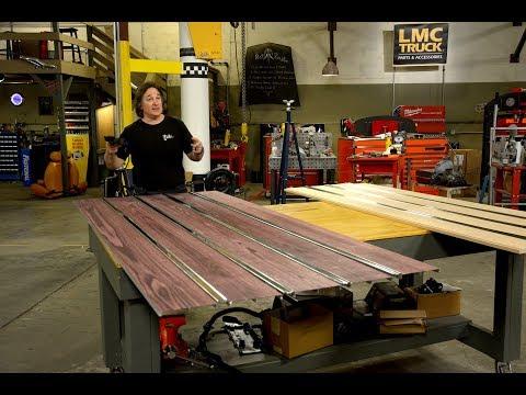 LMC Truck replacement Floor Kit for the SR-71 GearZ Project