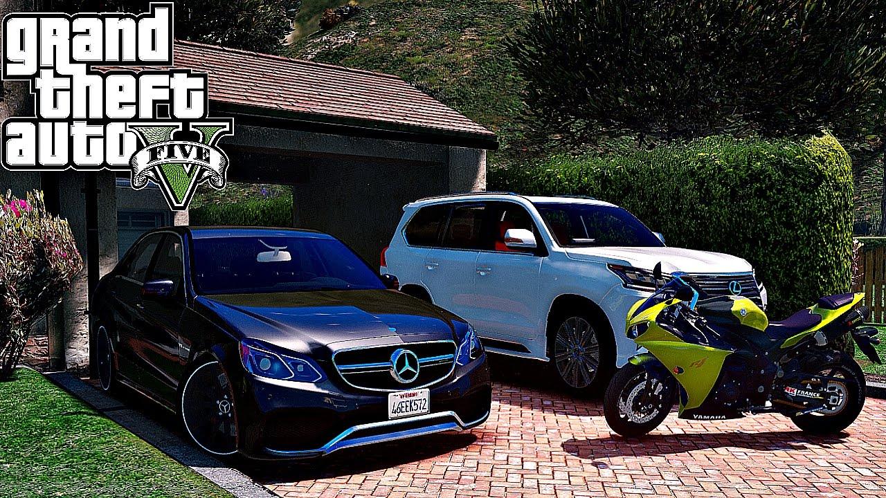 GTA V - How To Buy Cars - YouTube