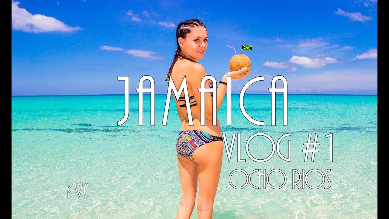 Jamaica Ganja Trip Ocho Rios 2016 4K