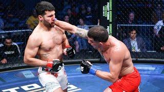 Fernando Gonzalez vs Cesar Arzamendia Full Fight | MMA | Combate San Antonio / Видео