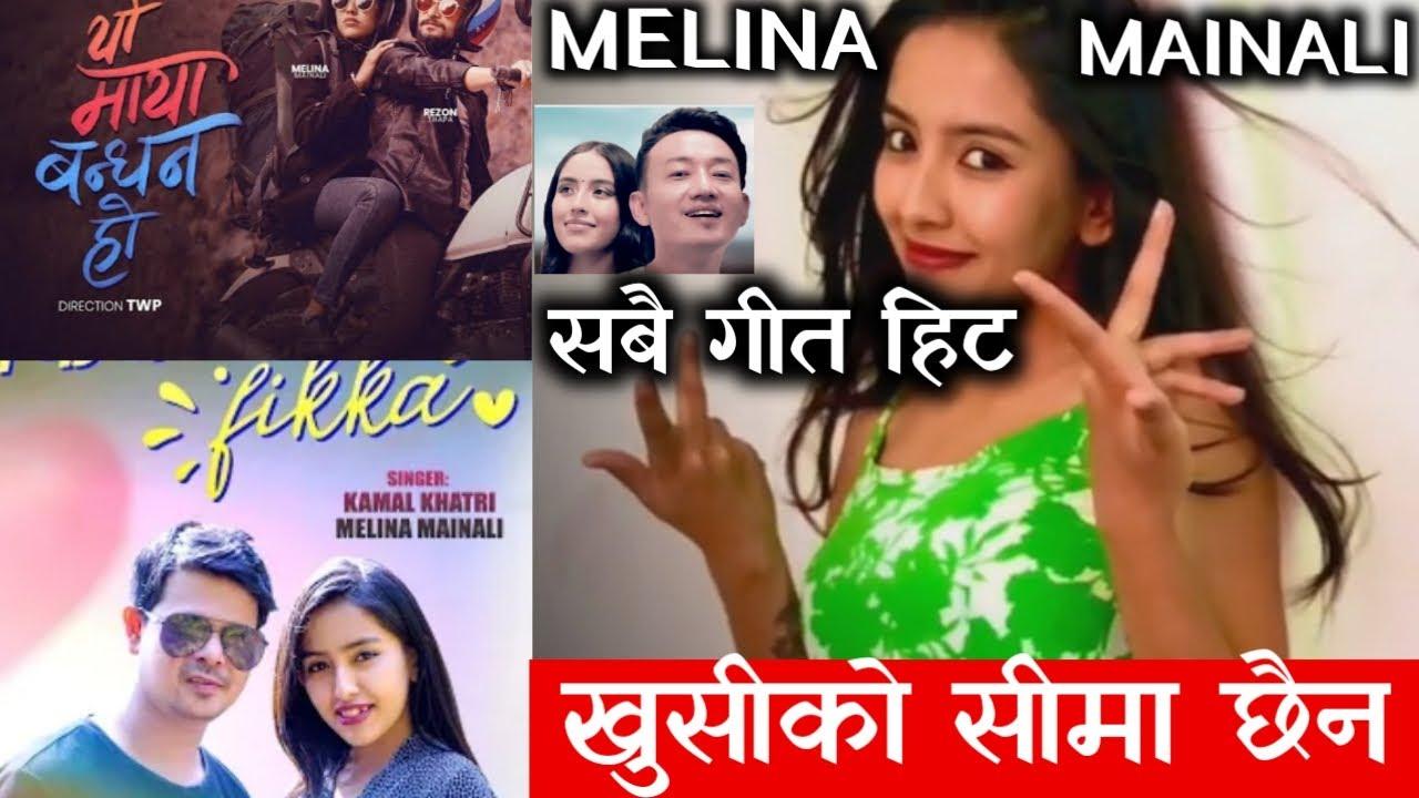 Melina Mainali ले Voice हारे पनि ठूलो सफलता _Melina Manali New Song   Voice Of Nepal Season 3 Melina