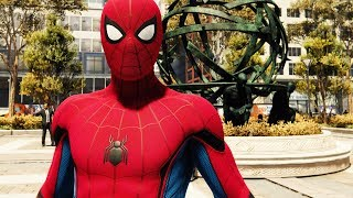 Spider-man PS4 - How to defeat Silver Sable   Superhero FXL Gameplay