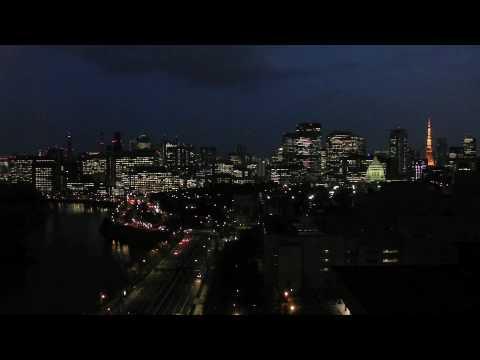 Tokyo by night - Ginza \ Chiyoda