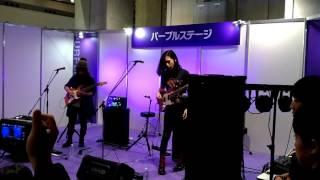 楽器フェア2016  藤岡さんと大村さんウォームアップと無題のギグ thumbnail