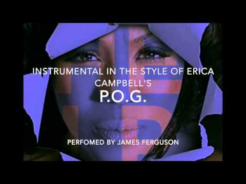 P.O.G. (Power of God) instrumental