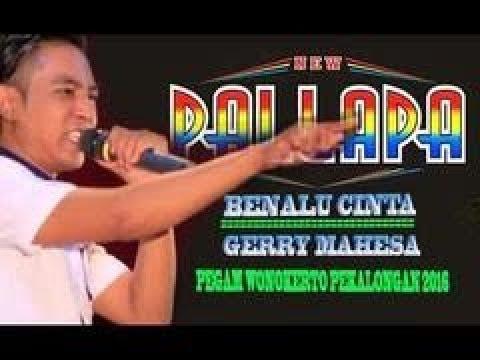 BENALU CINTA - GERY MAHESA karaoke dangdut (Tanpa vokal) cover