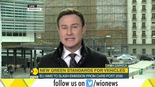 EU strikes deal to cut car CO2 emissions by 2030