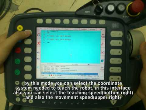 Group P4 - KUKA Robot Training (Day 1)