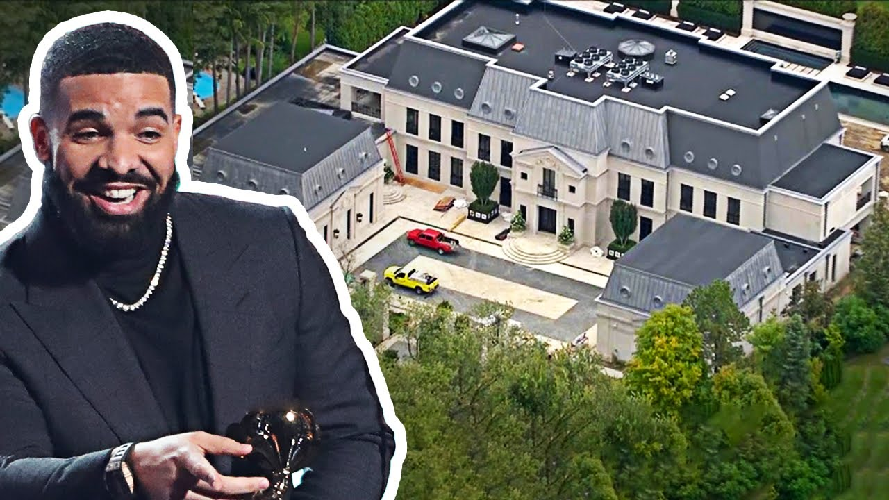 Inside Drake's $100 Million Toronto Mansion