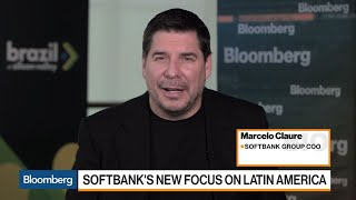 SoftBank COO Claure on LatAm Fund, Uber, Sprint Merger