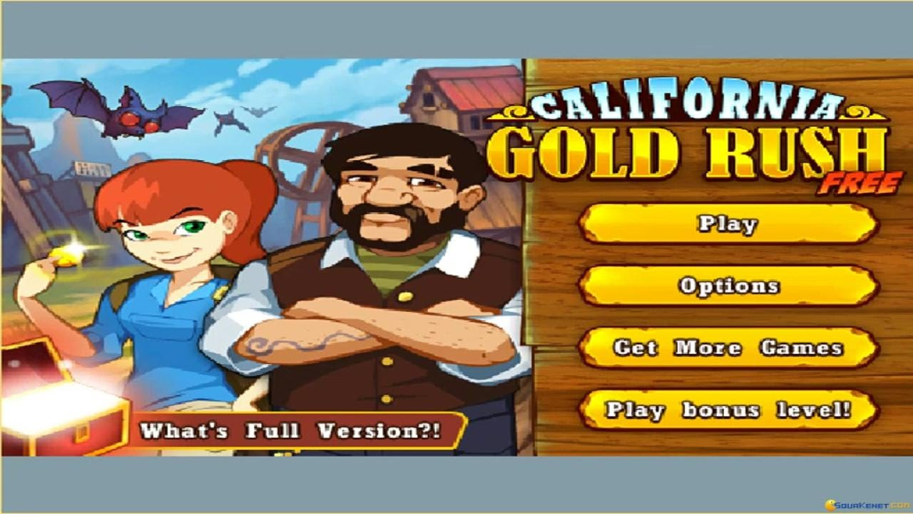 how to get gold rush the game for free