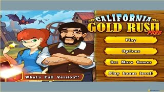 California Gold Rush! gameplay (PC Game, 1998)