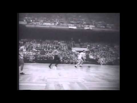 1961 NBA Finals: St. Louis Hawks vs. Boston Celtics