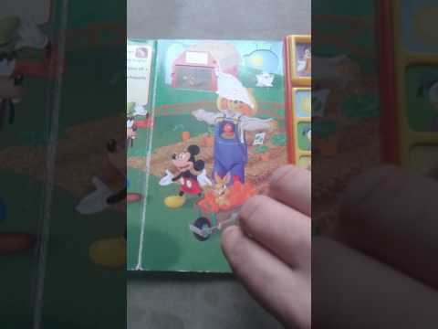 Mickey Mouse Clubhouse PLAY-A-SOUND BOOK LIFT-A-FLAP FOLLOW THAT HAT DISNEY JUNIOR MINNIE GOOFY ETC