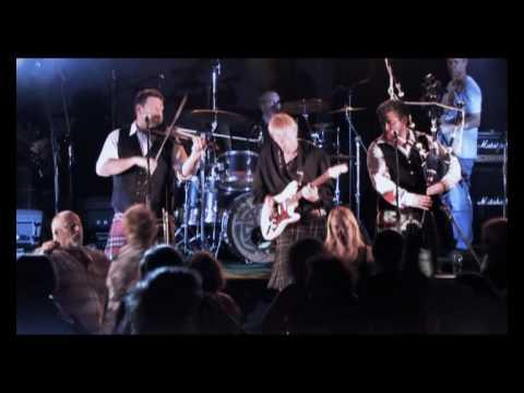 Highlander Celtic Rock Band - Bung Knee Jigs
