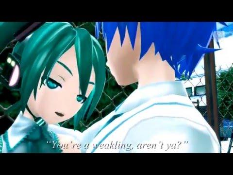 Hatsune Miku Project DIVA F 2nd 『Streaming Heart』English Subtitles