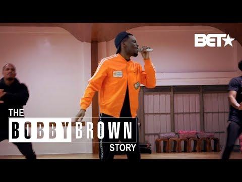 Actor Woody McClain Replicates 3 Bob Brown Music s  The Bob Brown Story