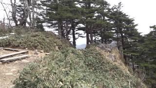 愛媛 石鎚山