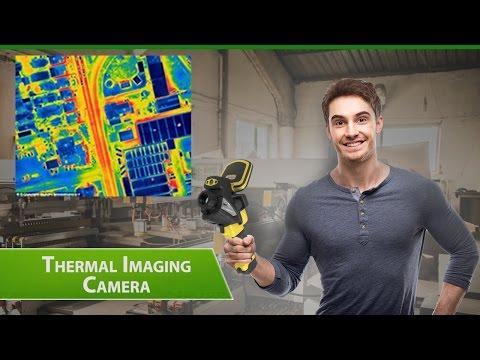 Thermal imaging camera, Thermographic camera | VackerGlobal UAE, Qatar, Oman, Saudi Arabia, Kuwait