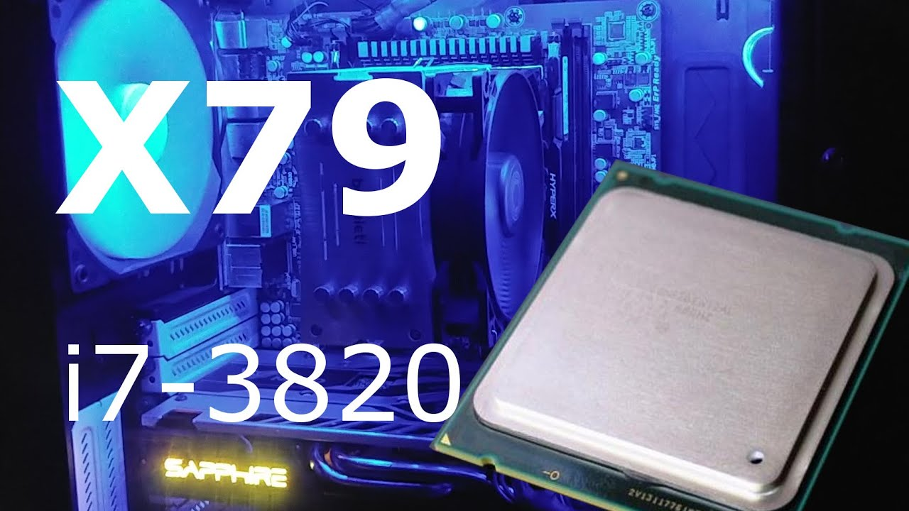 Building with X79 in 2019: Great Value?
