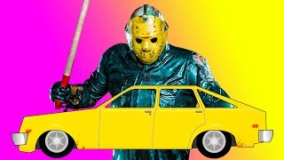 Best Car Escapes in Friday the 13th Game!