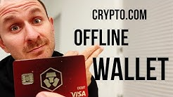 The Crypto.com Wallet - Private Keys Means Secure Crypto