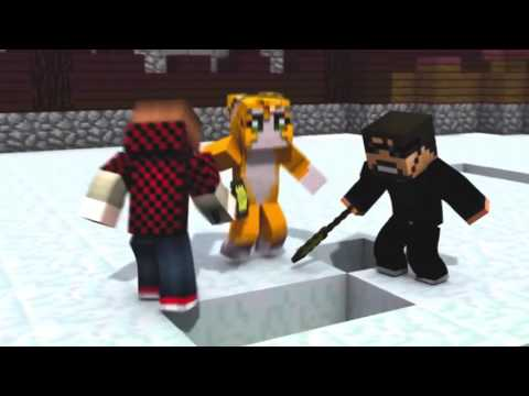 """Top Minecraft Song """"It's a Battle"""" Sing-along Music Videos! New Minecraft Songs February 2017!"""
