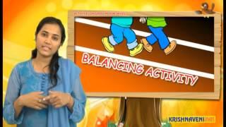 Gross Motor Skills in Kids - Teacher Training