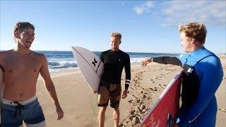 SURFING WITH JOHN JOHN FLORENCE