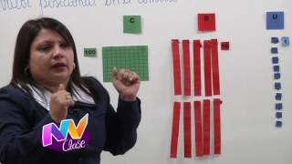 Mi Clase #1| Carla Ortiz  Matemáticas (Unidad, Decena, Centena) thumbnail