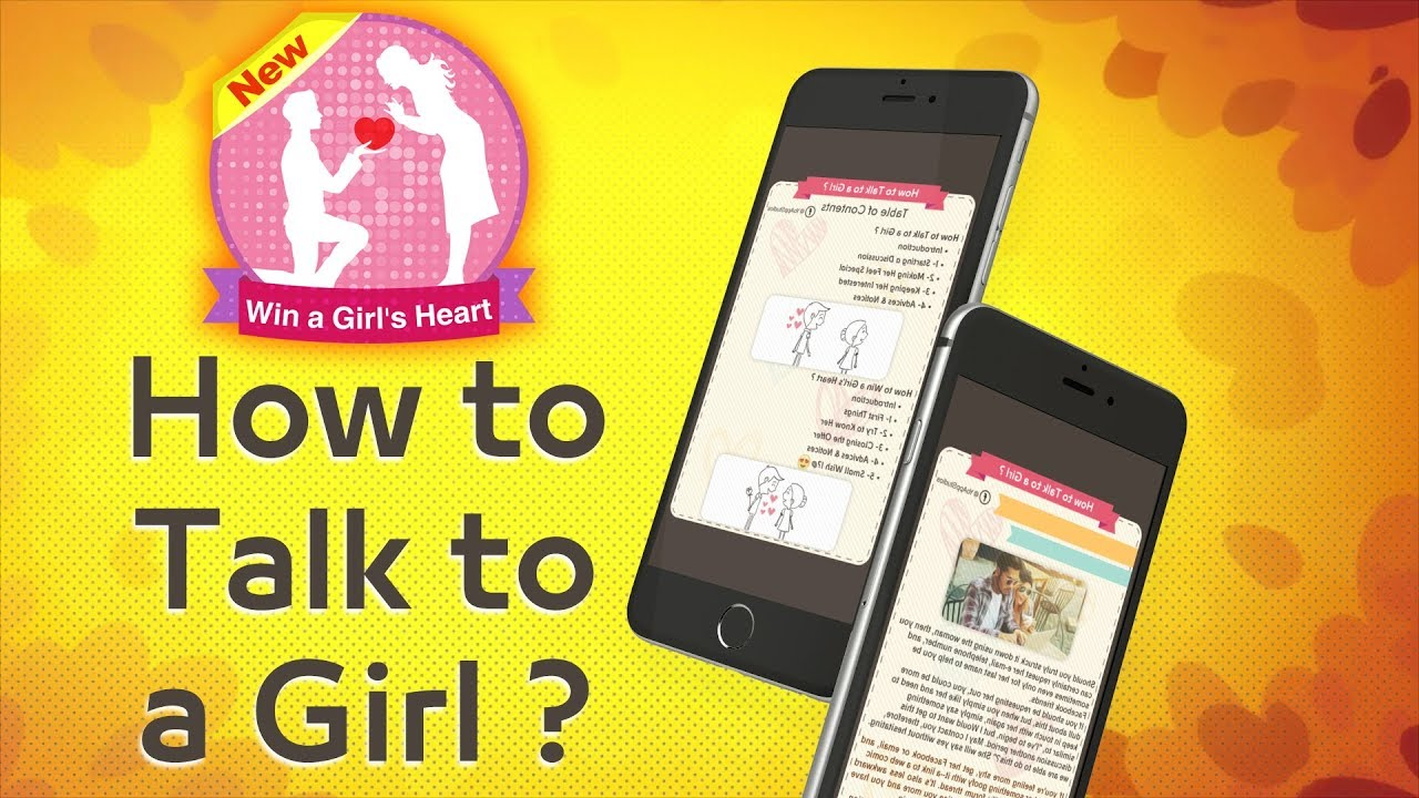Apps to talk to girls