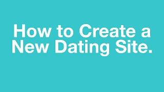 [ HOW TO ] Download Instant Video Dating Site Builder