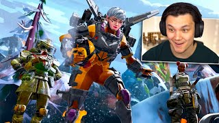 Apex Legends Legacy Launch Trailer Reaction & Breakdown
