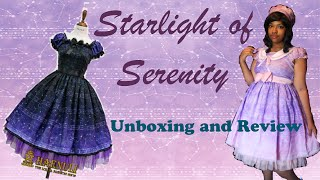 Haenuli Starlight of Serinity Unboxing ✩WITH DETAIL SHOTS! ✩