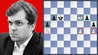 Black to move and win - Radjabov vs Fedoseev | Tata Steel Chess 2019