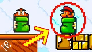 10 Overrated Super Mario Power Ups!