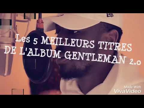 Les 5 meilleurs titres de l'album #Gentlemen 2.0 de Dadju