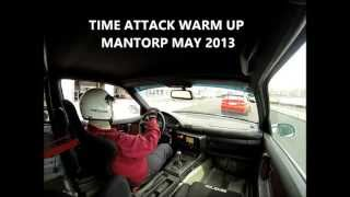 Time Attack Warm up laps Mantorp Park May 2013 Thumbnail