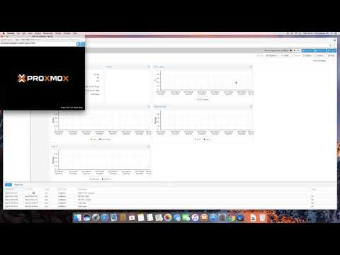 Proxmox VE - Create a Virtual Machine (VM)